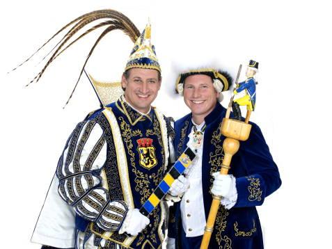 Vita Prinz Simon I. und Zeremonienmeister David