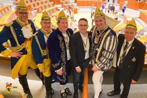 Prinz Simon Galerie Empfang 11.02.2020