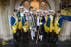 Prinz Simon Galerie Empfang 21.02.2020